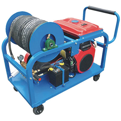 5000 PSI / 350 Bar / 22 HP Honda gasoline pressure washer for sale CW-GC35